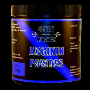 Conan Nutrition Arginin Powder