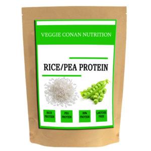 VEGGIE CONAN NUTRITION RICE-PEA PROTEIN