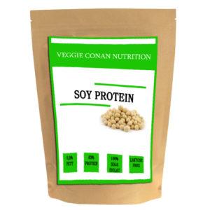 VEGGIE CONAN NUTRITION SOY PROTEIN