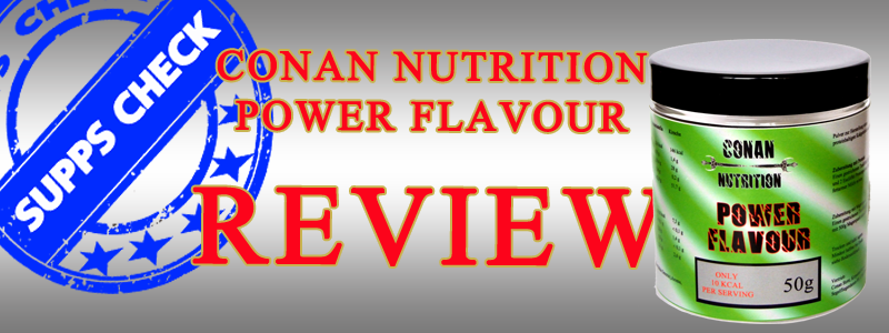 PRODUKT REVIEW POWER FLAVOUR
