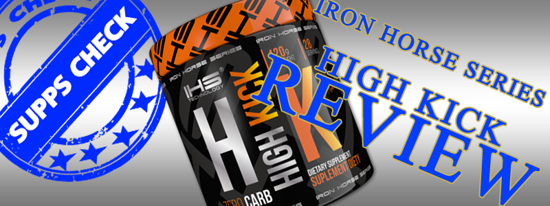PRODUKT REVIEW IRON HORSE SERIES HIGH KICK