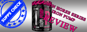 PRODUKT REVIEW IRON PUMP